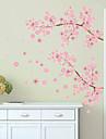 Peisaj Romantic Modă Forme Florale Transportare Vacanță Desene Animate Fantezie Botanic Perete Postituri Autocolante perete plane