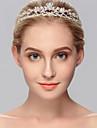 strasuri tiaras headpiece nunta partid elegant stil feminin
