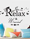 Animaux / Bande dessinee / Mots& Citations / Romance / Mode / Floral / Vacances / Paysage / Forme / Fantaisie Stickers murauxStickers