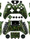 caz controler de înlocuire pentru xbox un controlor (verde)
