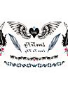 Tatueringsklistermärken Annat Tecknat Dam Herr Vuxen Tonåring Blixttatuering tillfälliga tatueringar
