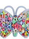 în ambarcațiuni noi copii cadou DIY creative jucarii educative de margele cutie de fluture