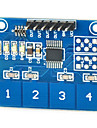 Przełącznik dotykowy pojemnościowy Moduł cyfrowy ttp224 4-kierunkowy czujnik dotykowy Arduino
