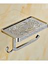 Porte Papier Toilette Moderne alliage de zinc 1 piece - Bain d\'hotel