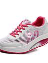 Pentru femei Pantofi Tul Primăvară / Vară / Toamnă Confortabili Fitness & Antrenament Cross Platformă Dantelă Mov / Verde / Roz