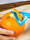 3in1 portocaliu fructe decojite racleta barker culoare aleatoare 1pc, unelte de bucatarie