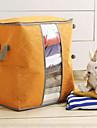 Cutii stocare Plastic / Textil cuCaracteristică este Cu Capac , Pentru Plapume