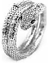 Manschett Armband Manschett Unik design Vintage Gulligt Fest Kontor Ledigt söt stil Mode Bergkristall Legering Andra Smycken Party