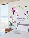 Botanique Stickers muraux Autocollants avion Autocollants muraux decoratifs Autocollants photo, Vinyle Decoration d\'interieur Calque Mural