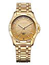 CHENXI® Bărbați Ceas Elegant Ceas La Modă Simulat Diamant Ceas Ceas de Mână Japoneză Quartz imitație de diamant Oțel inoxidabil Bandă
