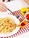 bucătărie sos de salată gem ketchup cufundare clip ceașcă castron farfurie tacamuri (culoare aleatorii)