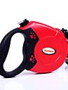 Câine Lese Ajustabile / Retractabil Automat Mată Negru Gri Rosu Albastru
