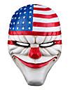 Masques d'Halloween Masques de Carnaval Personnage de Film Thème de l'horreur 1