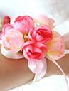 Flori de Nuntă Corsaj de mână / Decor Nuntă Unic Ocazie specială / Party / Seara Margele / Satin / Bumbac 0-20cm