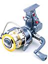 Fiskehjul Spinne-hjul / Elektrisk Hjul Gear Forhold+3 Kuglelejer Hand Orientering ombyttelig Generel Fiskeri - 4000
