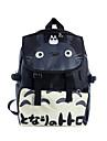 Väska Inspirerad av Min granne Totoro Cosplay Animé Cosplay-tillbehör Väska ryggsäck Nylon Herr Dam
