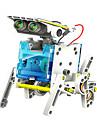 neje diy 14 i 1 soldrivna robotmönster byggsten montering