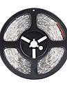SENCART 5m Fâșii De Becuri LEd Flexibile 300 LED-uri 5630 SMD Alb Cald / Alb / Roșu Ce poate fi Tăiat / Rezistent la apă / De Legat 12 V / IP68 / Potrivite Pentru Autovehicule / Auto- Adeziv