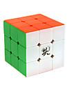 cubul lui Rubik Zhanchi 5 55mm Cub Viteză lină 3*3*3 Viteză nivel profesional Cuburi Magice Pătrat An Nou Crăciun Zuia Copiilor Cadou