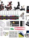 professionnels tatouage kit 3 machines haut de 10 encres de couleur