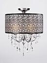 QINGMING® 5-Light Montaj Flush Iluminare verticală - Cristal, 110-120V / 220-240V Becul nu este inclus / 10-15㎡ / E12 / E14
