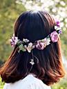 Pentru femei Fete Flori Elegant, Dantelă Aliaj Bandană