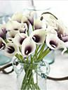 5 Gren Verklig beröring Lilja Bordsblomma Konstgjorda blommor