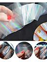 1pcs Polymer Nail Art Nail Stamping Mall Dagligen Glitters Mode Ljus Hög kvalitet