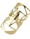 Brățări Brățări Bantă Aliaj Geometric Shape La modă Petrecere / Zilnic Bijuterii Cadou Auriu,1 buc