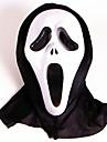 Masques d\'Halloween Visage du Fantome de Scream Horreur Plastique PVC 1pcs Pieces Adulte Cadeau