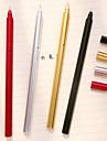 Stylo Stylo Stylos gel Stylo, Plastique Rouge Noir Bleu Couleurs d\'encre For Fournitures scolaires Fournitures de bureau Paquet