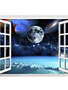 Forme #D Perete Postituri Autocolante perete plane 3D Acțibilduri de Perete Autocolante de Perete Decorative Pagina de decorare de perete
