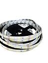 ZDM® 5m Fâșii De Becuri LEd Flexibile LED-uri 3528 SMD Alb Cald / Alb / Roșu Ce poate fi Tăiat / De Legat / Auto- Adeziv 12 V / IP44