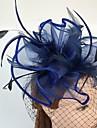 Femei Pană Net Diadema-Nuntă Ocazie specială Informal Pălărioare Voaluri Plasă 1 Bucată