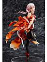 Anime de acțiune Figurile Inspirat de Guilty Crown Inori Yuzuriha PVC 20cm CM Model de Jucarii păpușă de jucărie