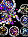 1 Manucure De oration strass Perles Maquillage cosmetique Manucure Design
