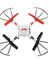 RC Drönare WL Toys V686S 4 Kanaler 6 Axel 2.4G Med HD-kamera 2.0MP Radiostyrd quadcopter Retur Med Enkel Knapptryckning Felsäker