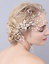 imitație de păr din aliaj de perle pieptene pantofi stil clasic feminin