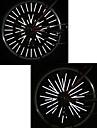 Reflexband Cykelsport Klippbar Vattentät Liten storlek Lämplig för fordon Övrigt Oother Lumen Vit Cykling