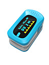 ying shi afișare puls oximetre deget manual LCD cu baterie de stocare voce / memorie alb / roșu / verde / albastru / portocaliu