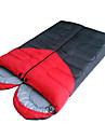 Sovsäck Dubbelbredd -5-15°C Håller värmen Fuktighetsskyddad Vattentät Bärbar Vindtät Damm säker Anti Insekt Vikbar Rektangulär Ultra Lätt