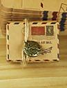 Creative În Formă de Cub Hârtie cărți de masă Favor Holder cu Model Cutii de Savoare