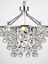 QINGMING® Ljuskronor Glödande - Kristall, Traditionell / Klassisk, 110-120V 220-240V Glödlampa inte inkluderad
