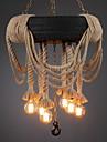 Vintage Lumini pandantiv Pentru Sufragerie Dormitor Cameră de studiu/Birou Cameră Copii Intrare Cameră de Jocuri Coridor Garaj Becul nu