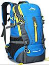 45 L sac a dos Sac a dos Cyclisme Randonnee pack Camping / Randonnee Escalade Sport de detente Cyclisme / Velo Voyage Etanche Respirable