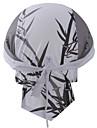 XINTOWN crane Caps Chapeau Visiere Blanc Vert Hiver Coupe Vent Respirable Sechage rapide Camping / Randonnee Peche Cyclisme / Velo Homme Femme Unisexe Terylene / Elastique / VTT Velo tout terrain