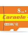 Caraele 8GB Micro SD-kort TF-kort minneskort class10 CA-2