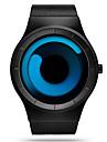 SINOBI Bărbați Unic Creative ceas Ceas Sport Ceas de Mână Quartz Rezistent la Apă Rezistent la Șoc Oțel inoxidabil Bandă Lux Casual Negru