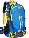 45 L ryggsäck Cykling Ryggsäck Backpacker-ryggsäckar Camping Klättring Fritid Sport Cykling / Cykel Vattentät Andningsfunktion Stötsäker
