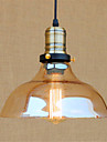 Hängande lampor Glödande - Ministil designers, Rustik / Stuga Land, 110-120V 220-240V Glödlampa inkluderad